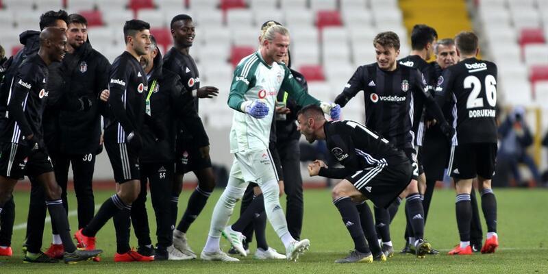 Sivasspor 1-2 Beşiktaş / Maç Özeti