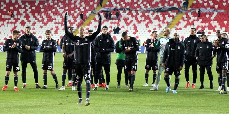 Beşiktaş cephesinden Galatasaray ve Başakşehir yorumu