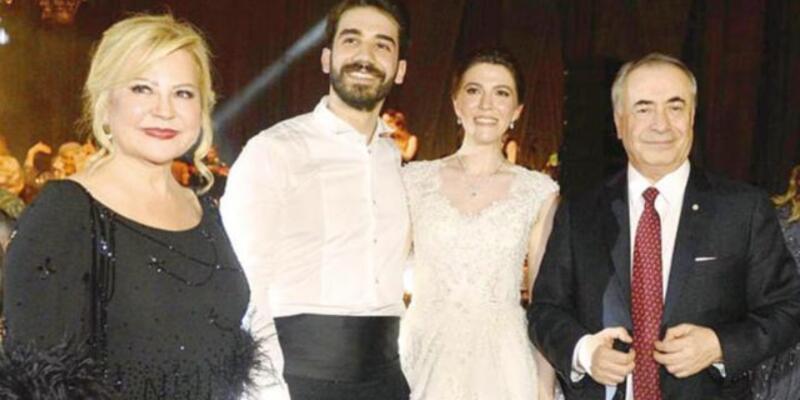 Yusuf Günay'ın kızı Büşra Günay evlendi