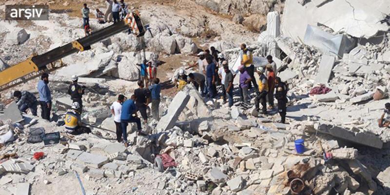 İdlib'de patlama: 15 sivil öldü