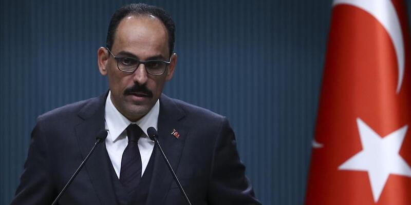 Cumhurbaşkanlığı Sözcüsü İbrahim Kalın'dan '1915 olayları' yorumu