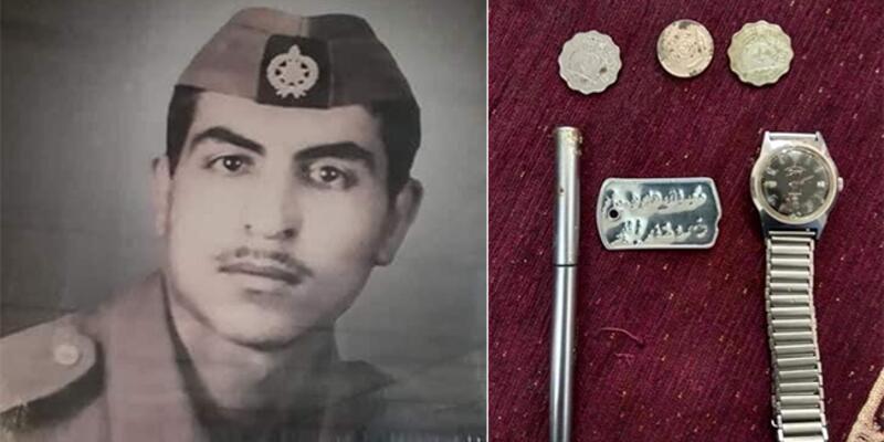 37 yıldır kayıp Iraklı askerin cesedini sel ülkesine geri getirdi