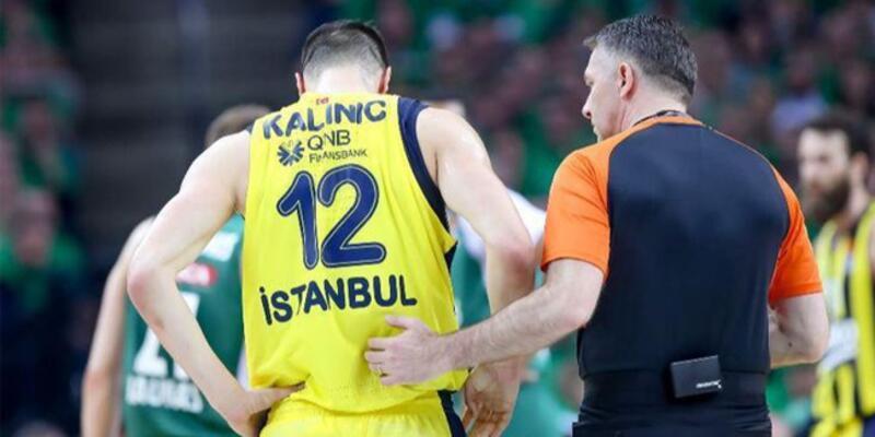 Fenerbahçe'ye Nikola Kalinic'ten kötü haber