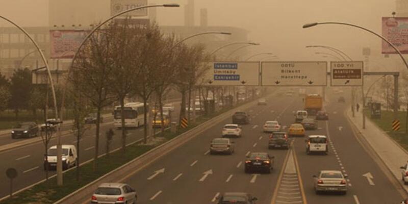 """Hava durumu: Meteoroloji'den son dakika """"toz aşımı"""" uyarısı"""