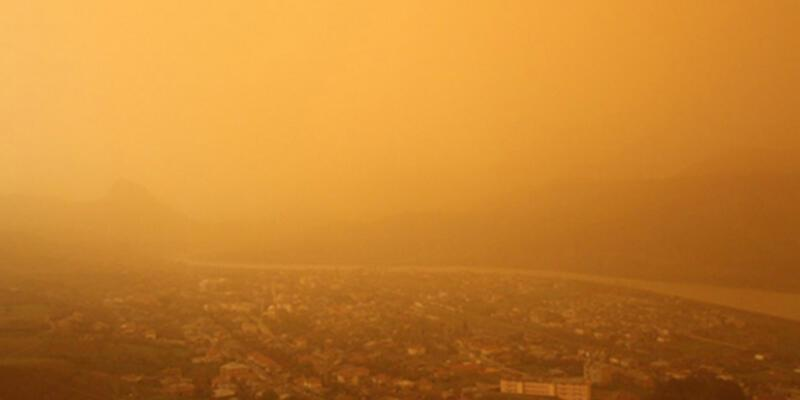 İstanbul'a uyarı: Hafta sonuna kadar sürecek