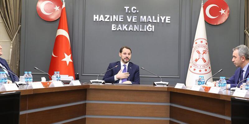 Son dakika: Bakan Albayrak'tan vergi reformu açıklaması