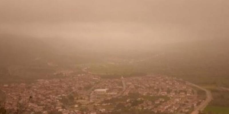 Hava durumu 26 Nisan: Toz alarmı! Meteoroloji bölge bölge uyardı