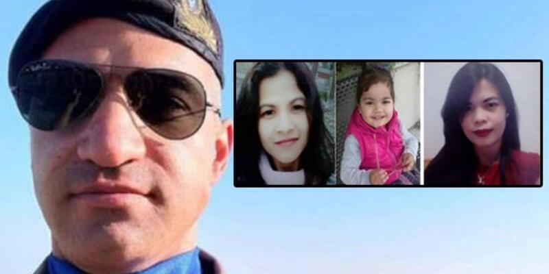 Rum subayı seri katil, 7 kadın ve bir çocuğu öldürdüğünü itiraf etti
