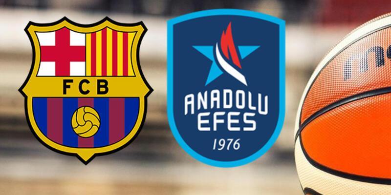 Barcelona Lassa, Anadolu Efes play off maçı ne zaman, saat kaçta, hangi kanalda?