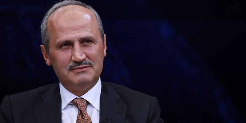 """Ulaştırma Bakanı Turhan: """"Türkiye, dünyanın lojistik üssü olmaya aday"""""""