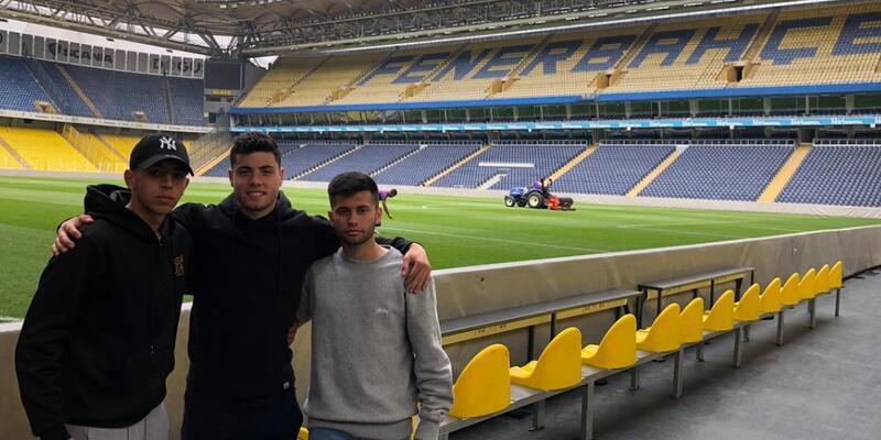 Fenerbahçe idmanında 3 sürpriz isim