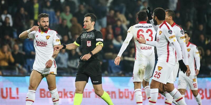 Başakşehir 0-2 Göztepe / Maç Özeti