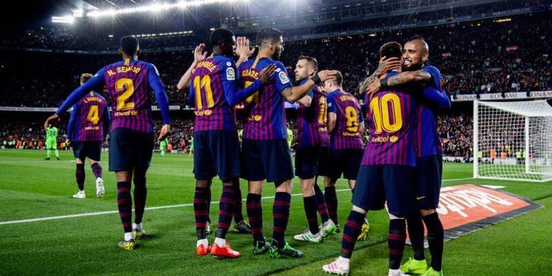 Barcelona 26. şampiyonluğunu ilan etti