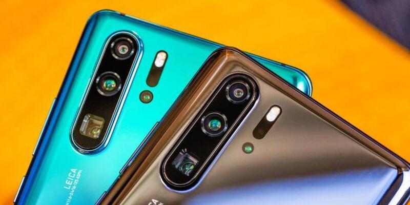 Huawei P30 Pro değişiyor
