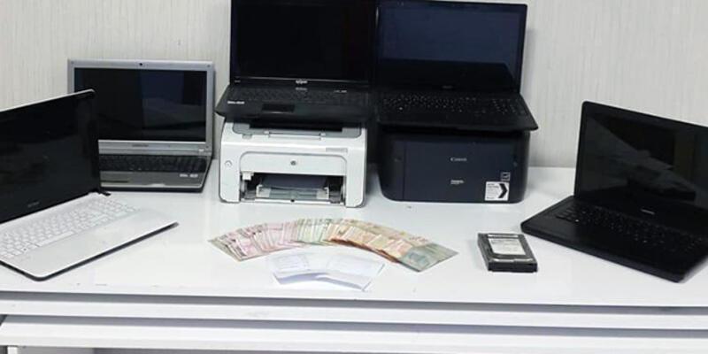 Şanlıurfa'da yasa dışı bahis operasyonu: 10 gözaltı