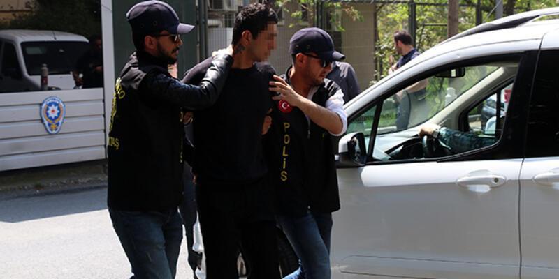 Beşiktaş'ta aynı iş yerinde çalıştığı arkadaşlarını vurdu: 1 ölü, 2 yaralı