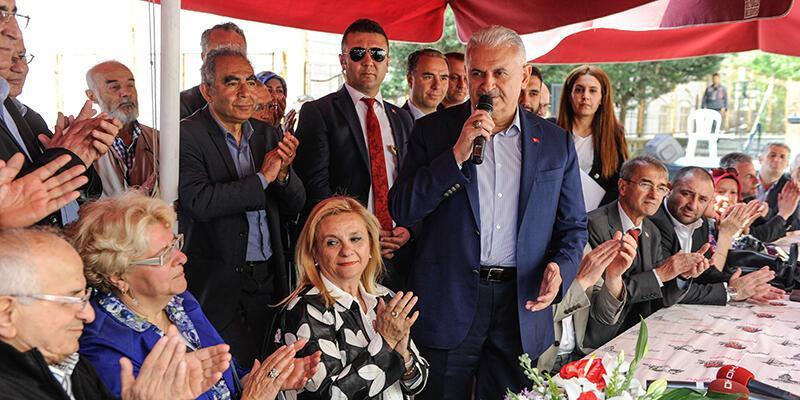 Binali Yıldırım'dan İstanbul seçimiyle ilgili önemli açıklama
