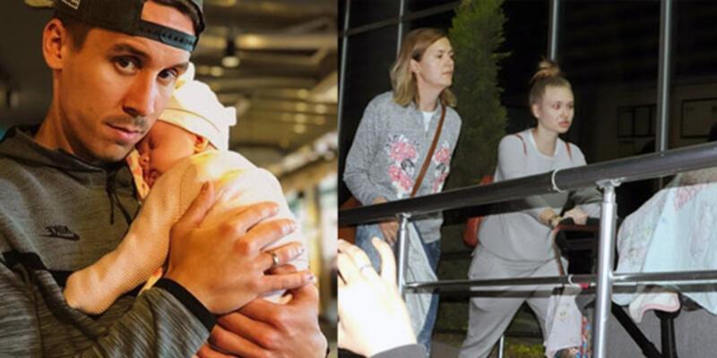 Hayatını kaybeden Josef Sural'ın 7 Şubat'ta kızı dünyaya gelmişti
