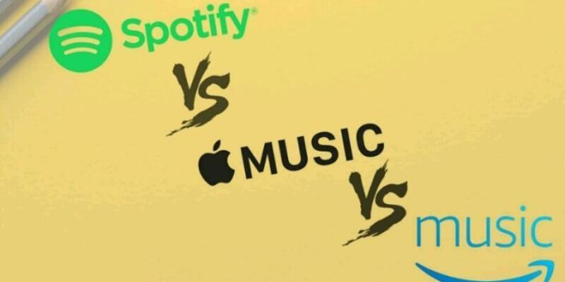Amazon, Spotify'a rakip oluyor