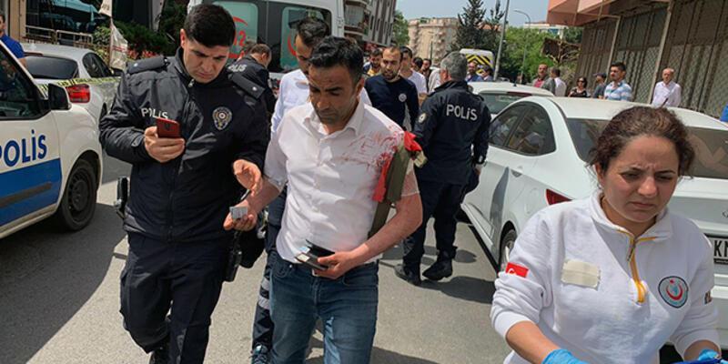 Sancaktepe'de silahlı kavga: 2 yaralı