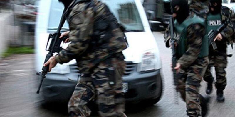 Ankara'da 1 Mayıs öncesi DEAŞ operasyonu