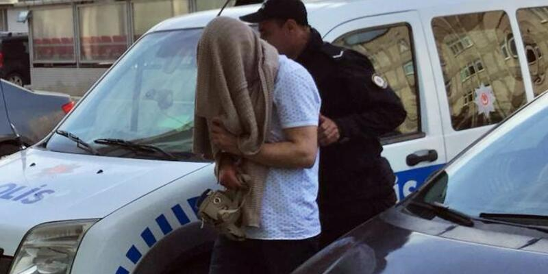 Kadınlara cinsel organını gösterdiği iddia edilen şüpheli, serbest