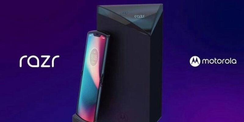 Motorola'nın katlanabilir telefonu Razr sızdı