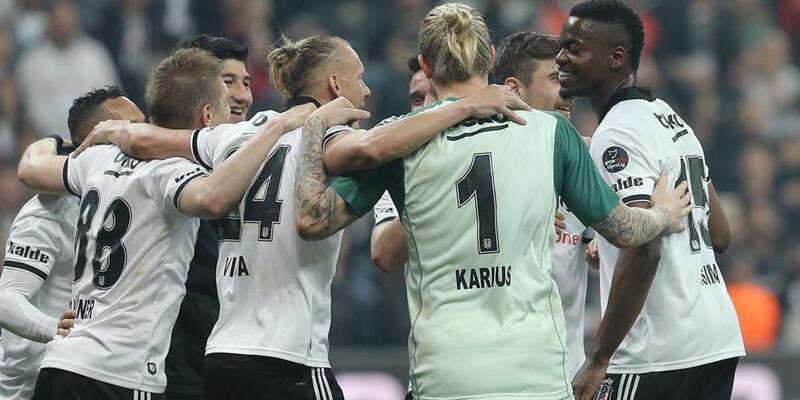 Beşiktaş taraftarı derbi biletlerini tüketti