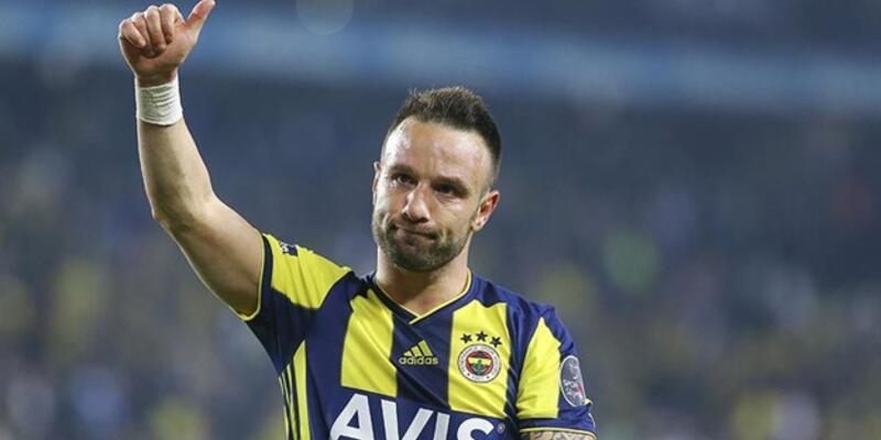 Fenerbahçe'de Valbuena'nın opsiyonu kaldırıldı
