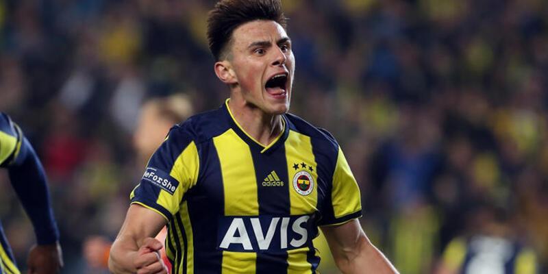 Eljif Elmas'ın Galatasaray paylaşımı olay oldu