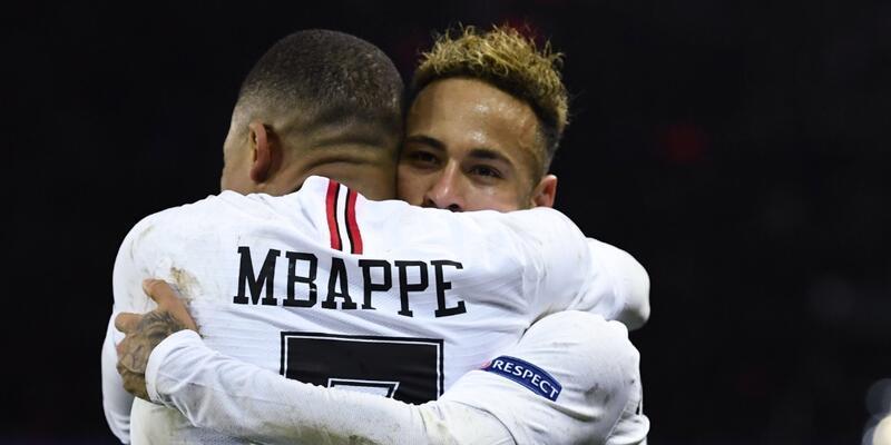 Kylian Mbappe'ye 3 maç ceza