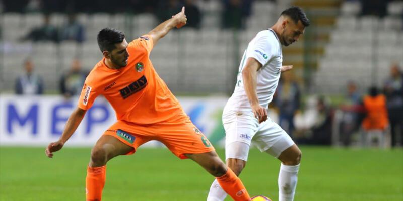 Alanyaspor-Konyaspor maçının saati değişti