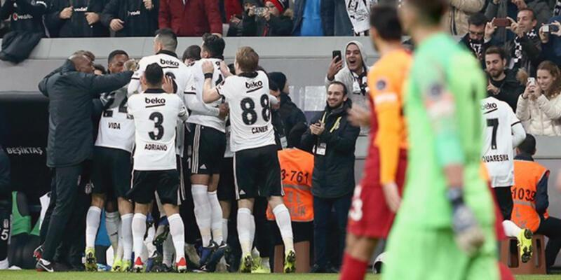 Beşiktaş, derbi galibiyetiyle iddiasını sürdürme peşinde