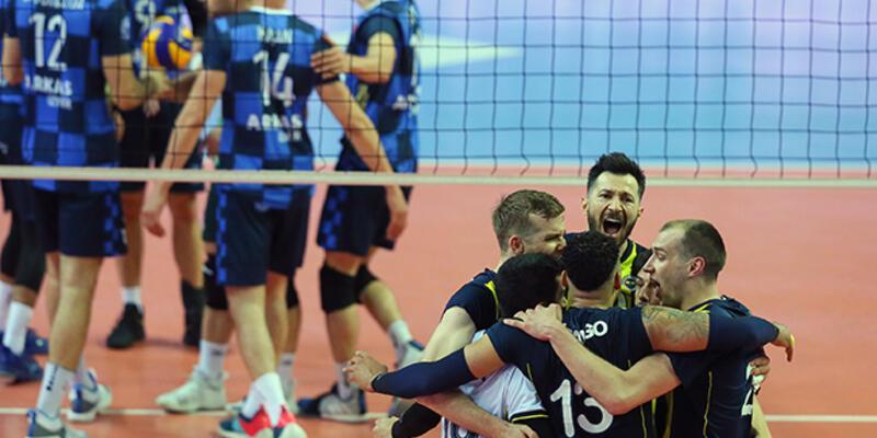 Fenerbahçe Voleybol Takımı şampiyonluğunu ilan etti
