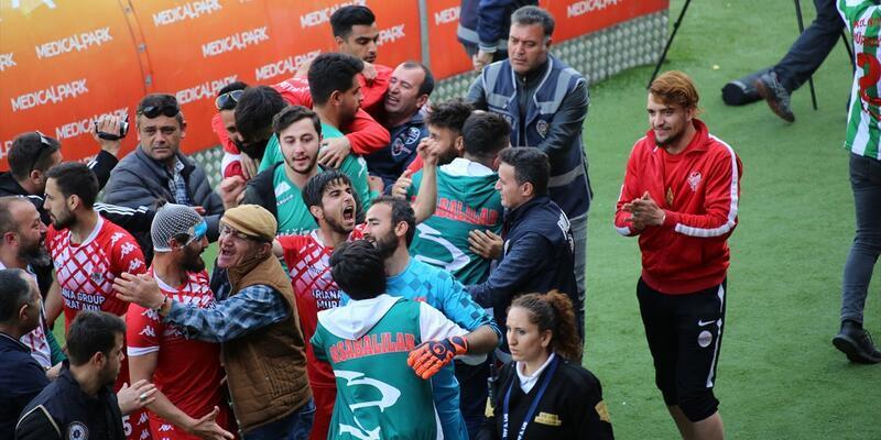 Kelkit Belediye Hürriyetspor TFF 3. Lig'de