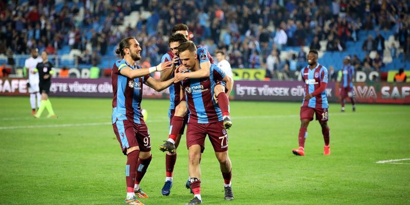 Trabzonspor 4-2 Kayserispor / Maç Özeti