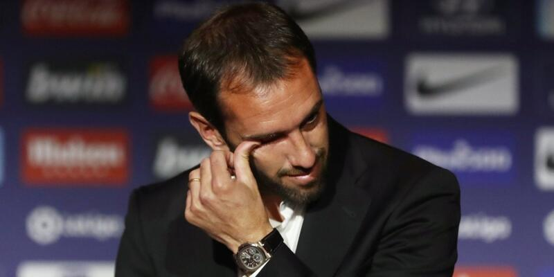 Diego Godin Inter'e transfer oldu