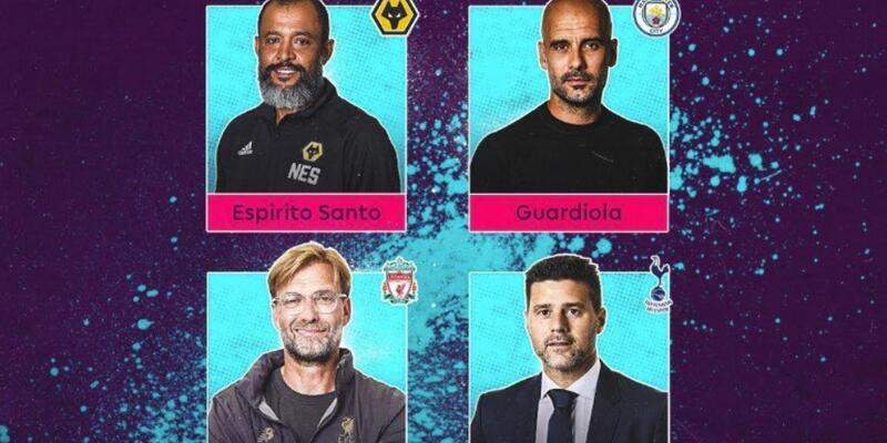 Premier Lig'de sezonun teknik direktörü adayları açıklandı