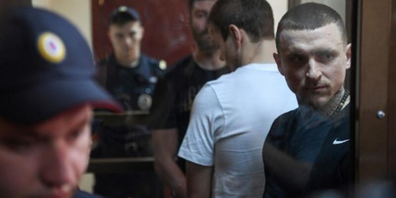 Kokorin ve Mamaev'e hapis cezası verildi