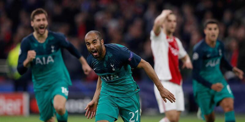 Ajax 2-3 Tottenham / Maç Özeti
