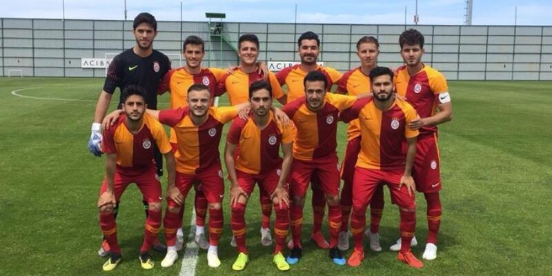 Galatasaray'dan Rizespor'a 8 gol
