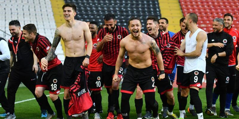Gençlerbirliği 1 yıl sonra Süper Lig'de