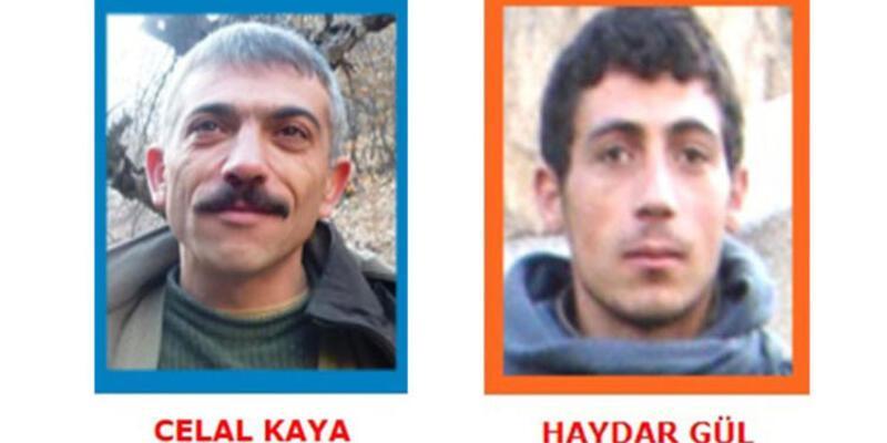 Öldürülen 'mavi' listedeki terörist, 3 asker ve 1 sivili şehit etmiş