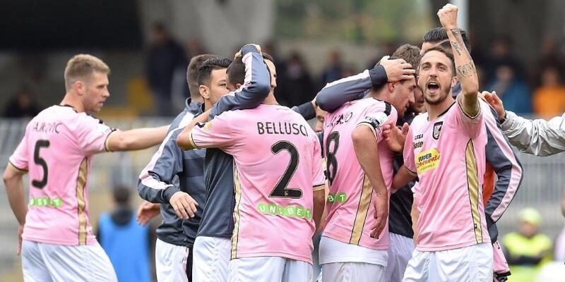 Palermo küme düşürüldü