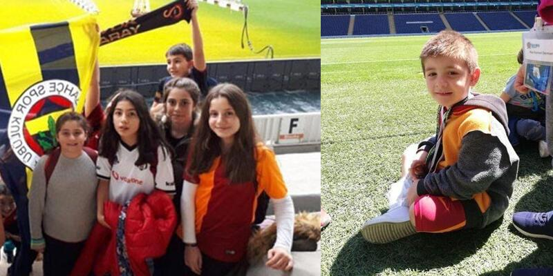 Fenerbahçe o fotoğrafa açıklama getirdi