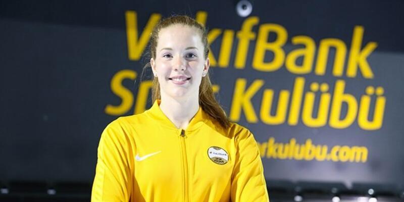 'İsveç kraliçesi' Isabelle Haak VakıfBank'ta