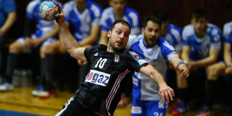 Beşiktaş hentbolda kupayı aldı