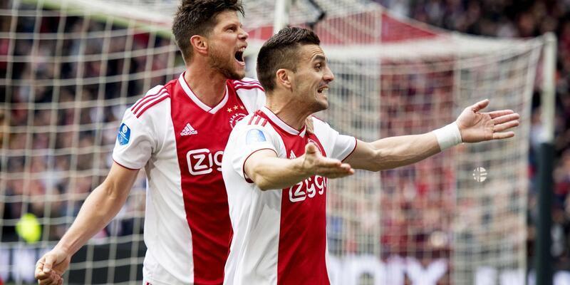 Hollanda'da Ajax şampiyon oldu