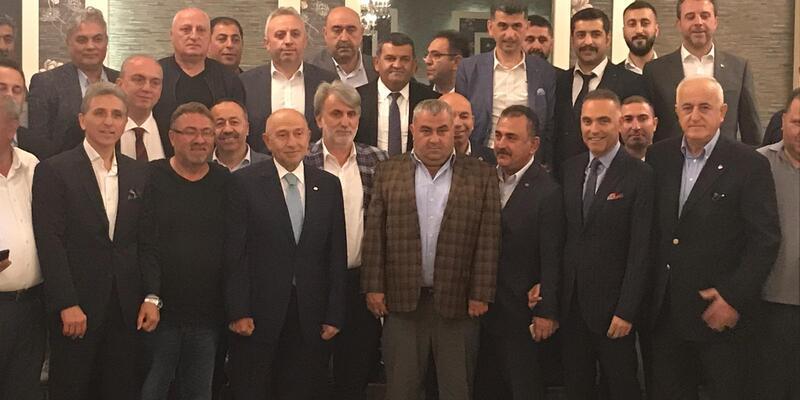 Nihat Özdemir TFF Başkanlığı için çalışmalara başladı