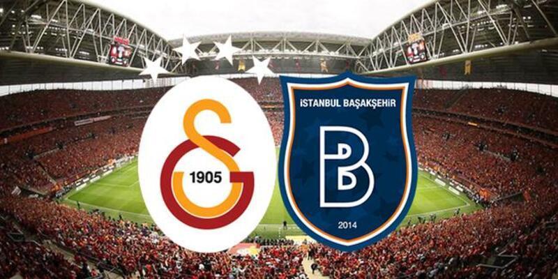 Galatasaray Başakşehir maçı saat kaçta, hangi kanalda? İşte detaylar